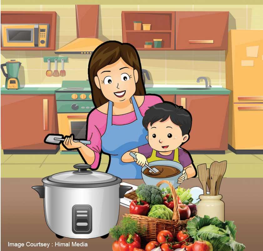 Kids inthe Kitchen