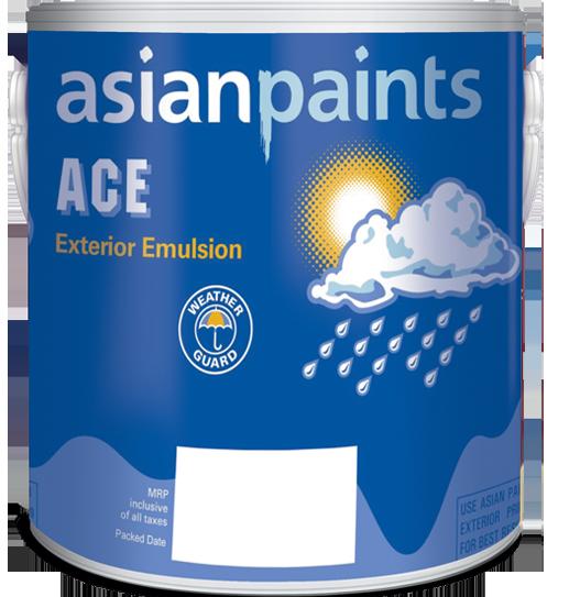 Asianpaints Ace Exterior Emulsion