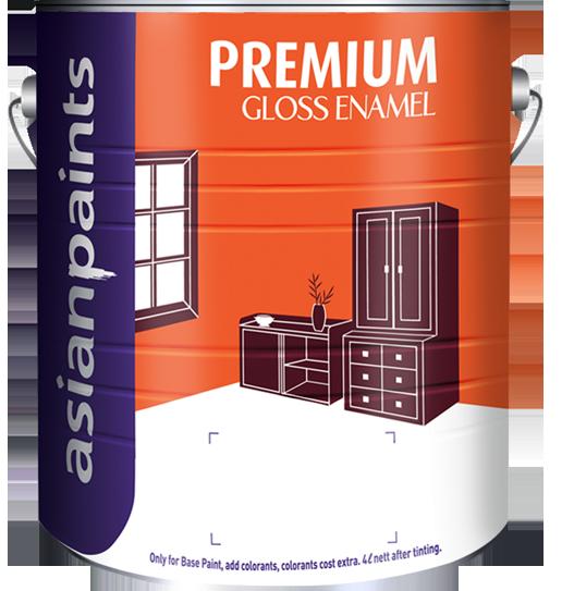 Asianpaints Premium gloss enamel