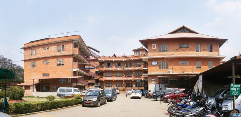Siddhi Memorial Hospital