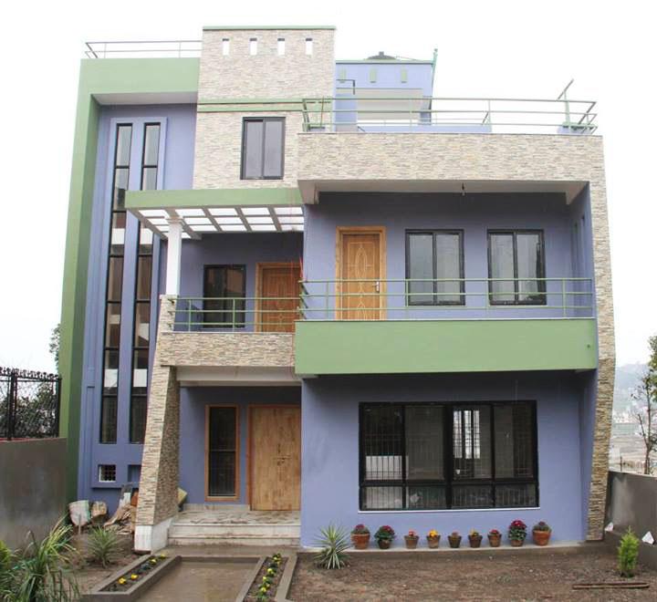 Asian Paints Dream Home Contest Dream Homes Nepal