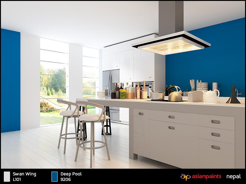 trendy asian paints interiors | beautiful interior paints ...